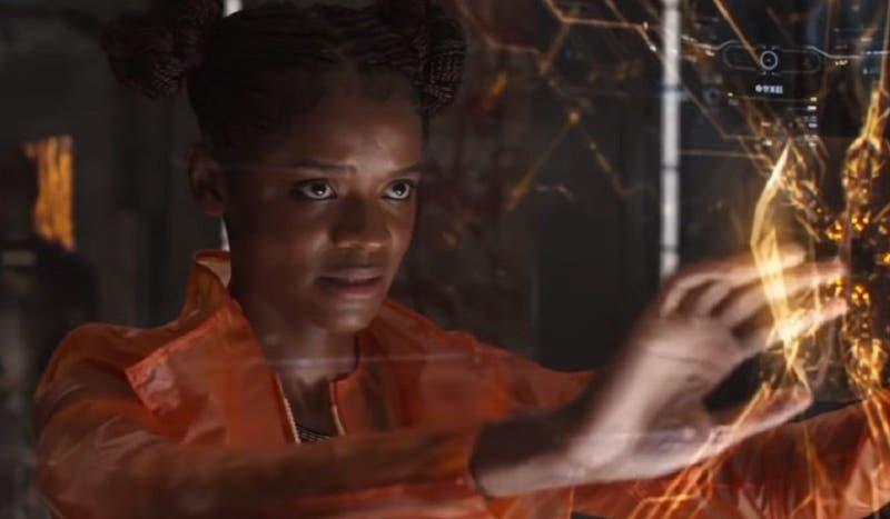 Black Panther 2: Laetitia Wright niega promover ideas antivacunas