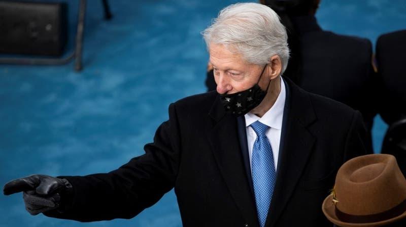 Hospitalizan a Bill Clinton, ex presidente de Estados Unidos