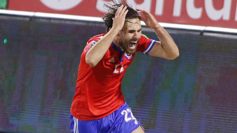 [EN VIVO] Brereton pone el tercero ante Venezuela y Chile golea en San Carlos de Apoquindo