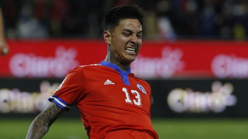 Suspendido: Erick Pulgar será la gran baja de La Roja para enfrentar a Paraguay