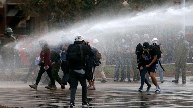 """Embajada de EE.UU. en Chile emite alerta por protestas """"potencialmente violentas"""" el 18 de octubre"""