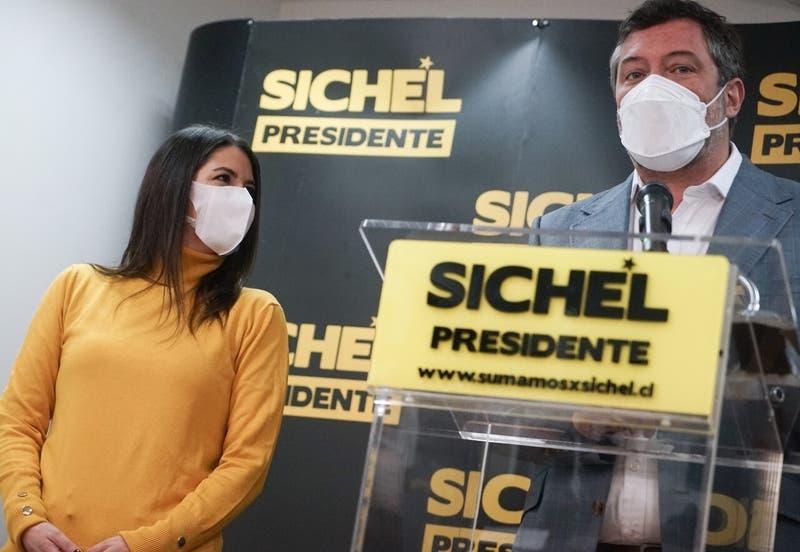 """Sichel respalda a Martorell: """"Estamos orgullosos de que participe de este comando"""""""