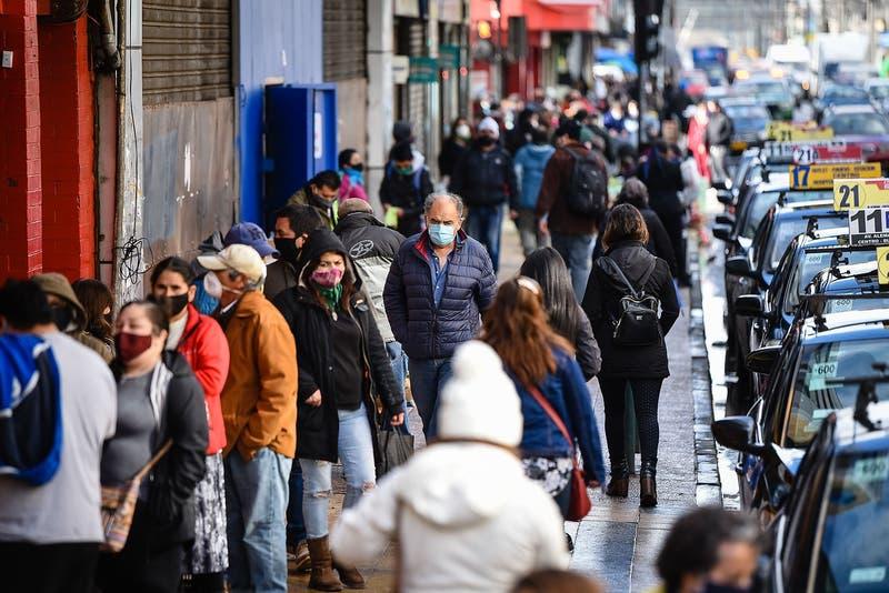 Coronavirus: Chile reporta más de 1.500 casos en 24 horas
