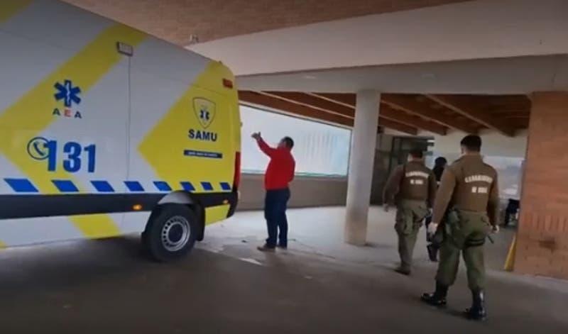[VIDEO] Hombre muere baleado tras resistirse a robo en Arauco