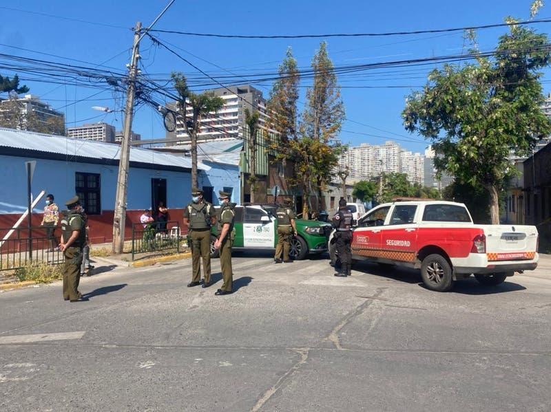 Colombiano es hallado muerto en plena vía pública de Estación Central