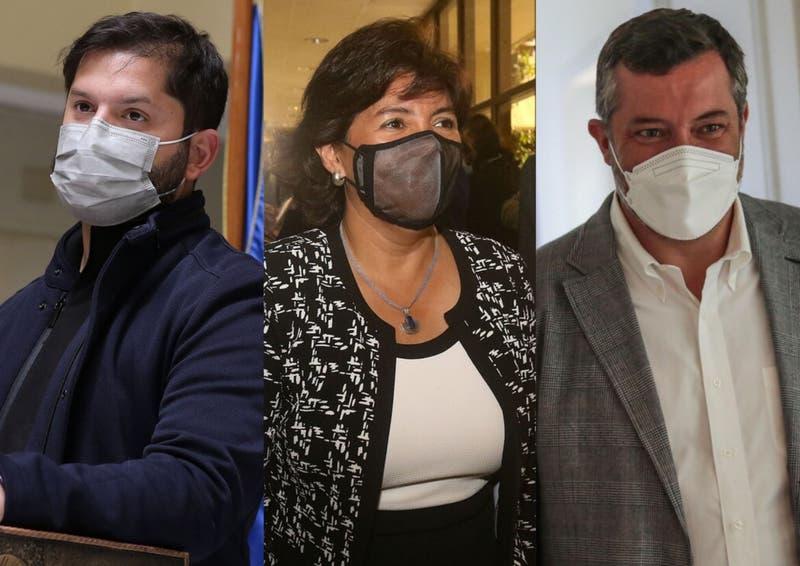 Diversidad de opiniones entre presidenciables por aniversario del 18 de octubre
