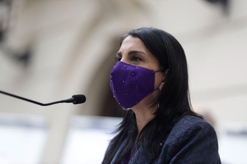 La publicación en Instragram de la ministra Rubilar tras denuncia por favorecer campaña de su pareja