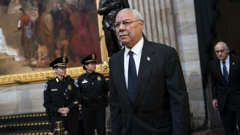 Muere por COVID-19 Colin Powell, el primer secretario de Estado afroamericano de EE.UU.