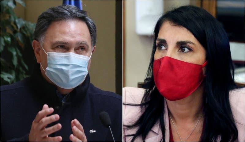"""""""El amor hace cometer errores involuntarios"""": Diputado Mellado (RN) respalda a ministra Rubilar"""