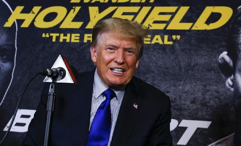 Trump presentó demanda para mantener secretos los registros del ataque al Capitolio