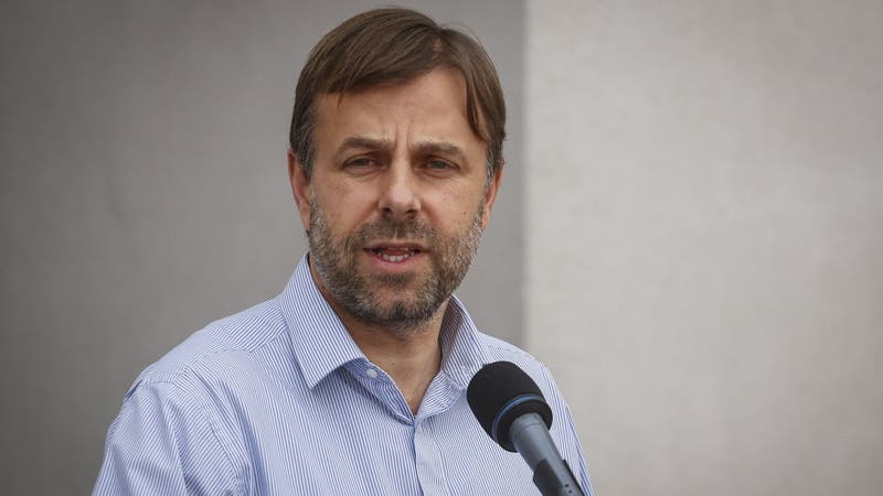"Germán Codina critica a líderes políticos por violencia en el 18-O: ""Están ausentes"""