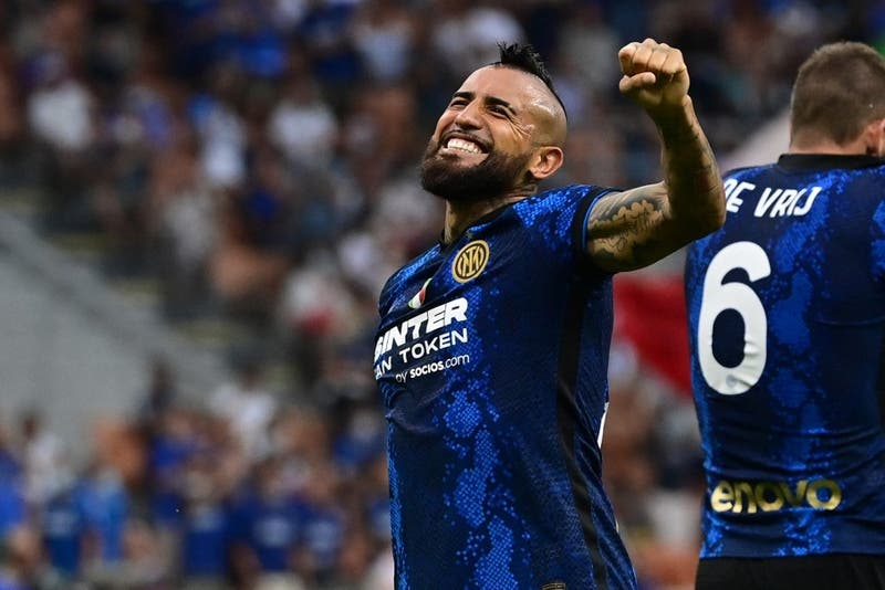 Arturo Vidal es titular en el Inter ante Sheriff Tiraspol por la Champions: Alexis va a la banca