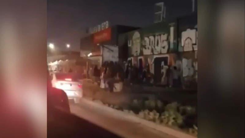 Por segunda noche consecutiva: saquearon locales comerciales en Puente Alto y San Bernardo