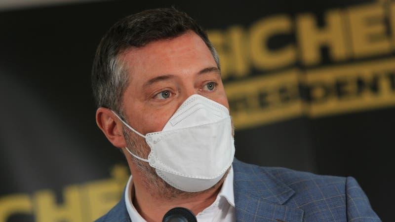 """Sebastián Sichel: """"Si se aprueba el cuarto retiro, lo voy a volver a retirar y poner en APV"""""""