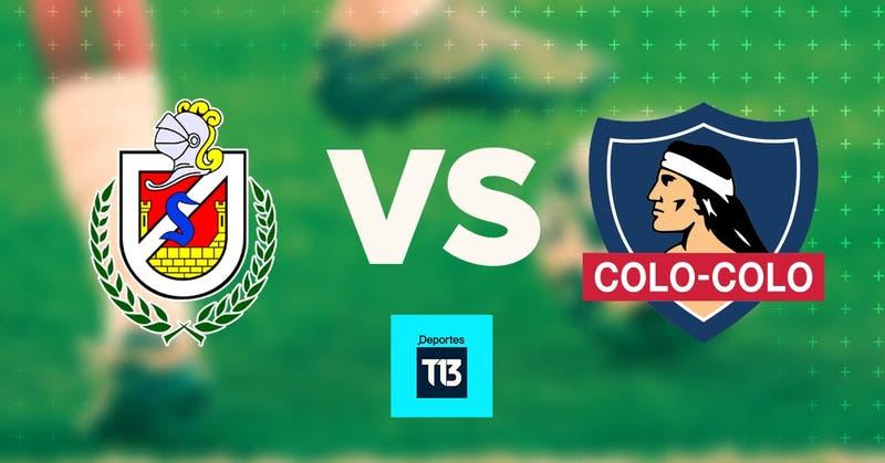 [Relato EN VIVO] Colo Colo visita a La Serena buscando seguir como líder del Torneo Nacional
