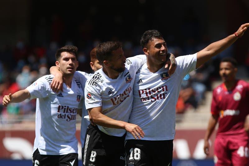 Colo Colo golea a La Serena en La Portada y espera a la UC en lo más alto del Torneo Nacional