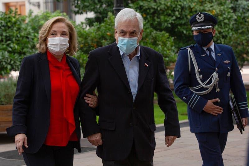 Piden invitar a hijos de Piñera y a la Primera Dama a comisión que ve la acusación constitucional