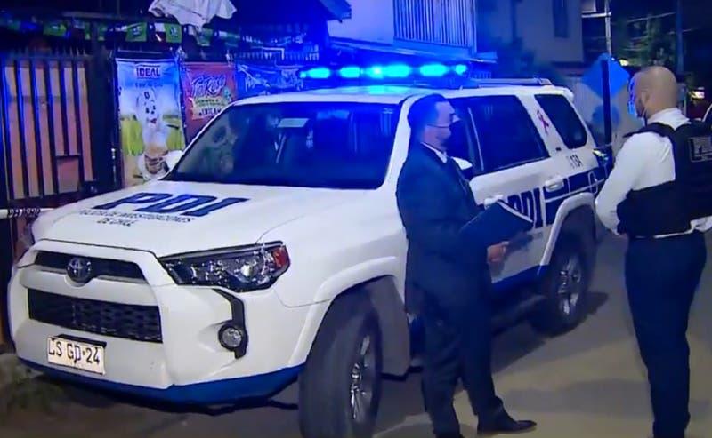 Dueño de negocio resulta herido a bala tras oponerse a robo en Quilicura