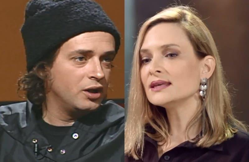 """""""Me dijo que tenía mucho miedo"""": Nicole recordó última e íntima conversación con Gustavo Cerati"""