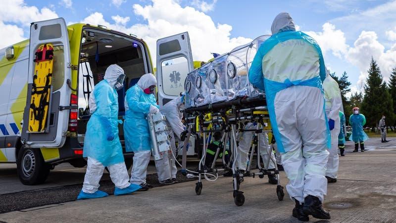 Chile supera los 2 mil casos nuevos de coronavirus en las últimas 24 horas