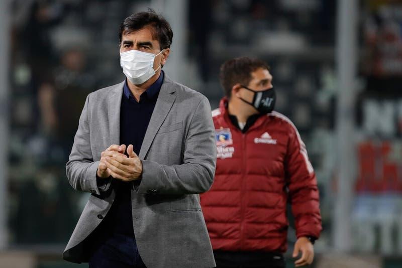 Colo-Colo confirma a Gustavo Quinteros como técnico hasta el 2023