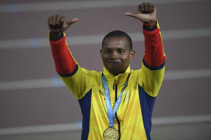 Tragedia en Ecuador: Asesinan a tiros al velocista olímpico Álex Quiñónez