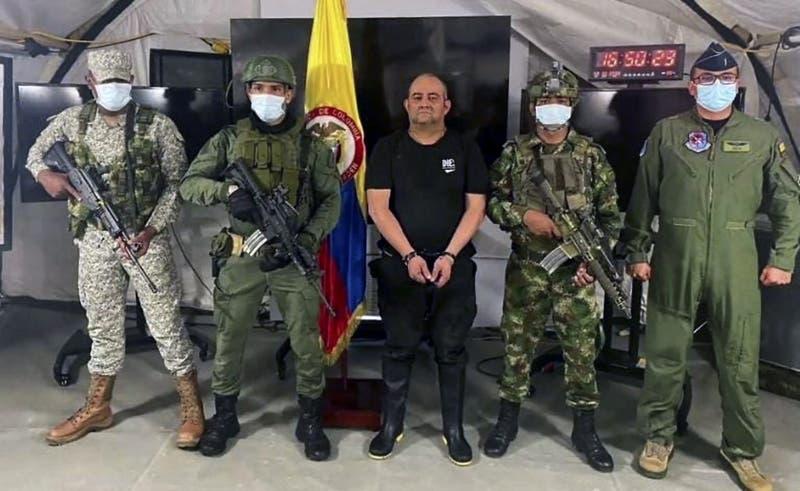 """""""Otoniel"""", un campesino que se convirtió en el criminal más buscado del siglo en Colombia"""