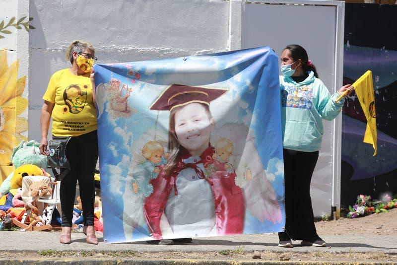 [VIDEO] Familia de niño que murió por bala policial pide justicia
