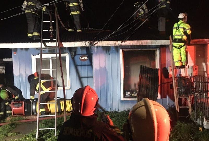"""Constituyente Vargas perdió su casa tras incendio: """"Hemos pedido que este hecho se investigue"""""""