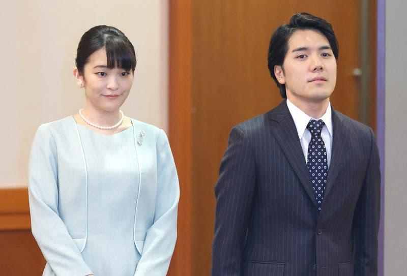 Mako de Japón ya no es princesa: se casó con un plebeyo en modesta boda tras tres años de polémica