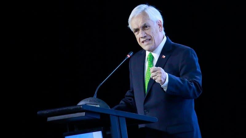 """Piñera por COVID-19 en Chile: """"Lo hemos hecho bien, se reconoce más afuera que adentro"""""""
